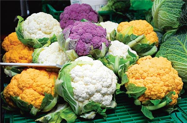 Цветной капусты