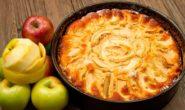 Шарлотка с яблоками в духовке: простой рецепт вкусного счастья