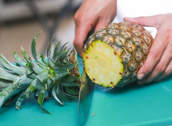 С чего начать – как выбрать ананас?