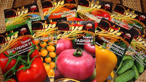 Какие овощи можно посеять в марте на рассаду
